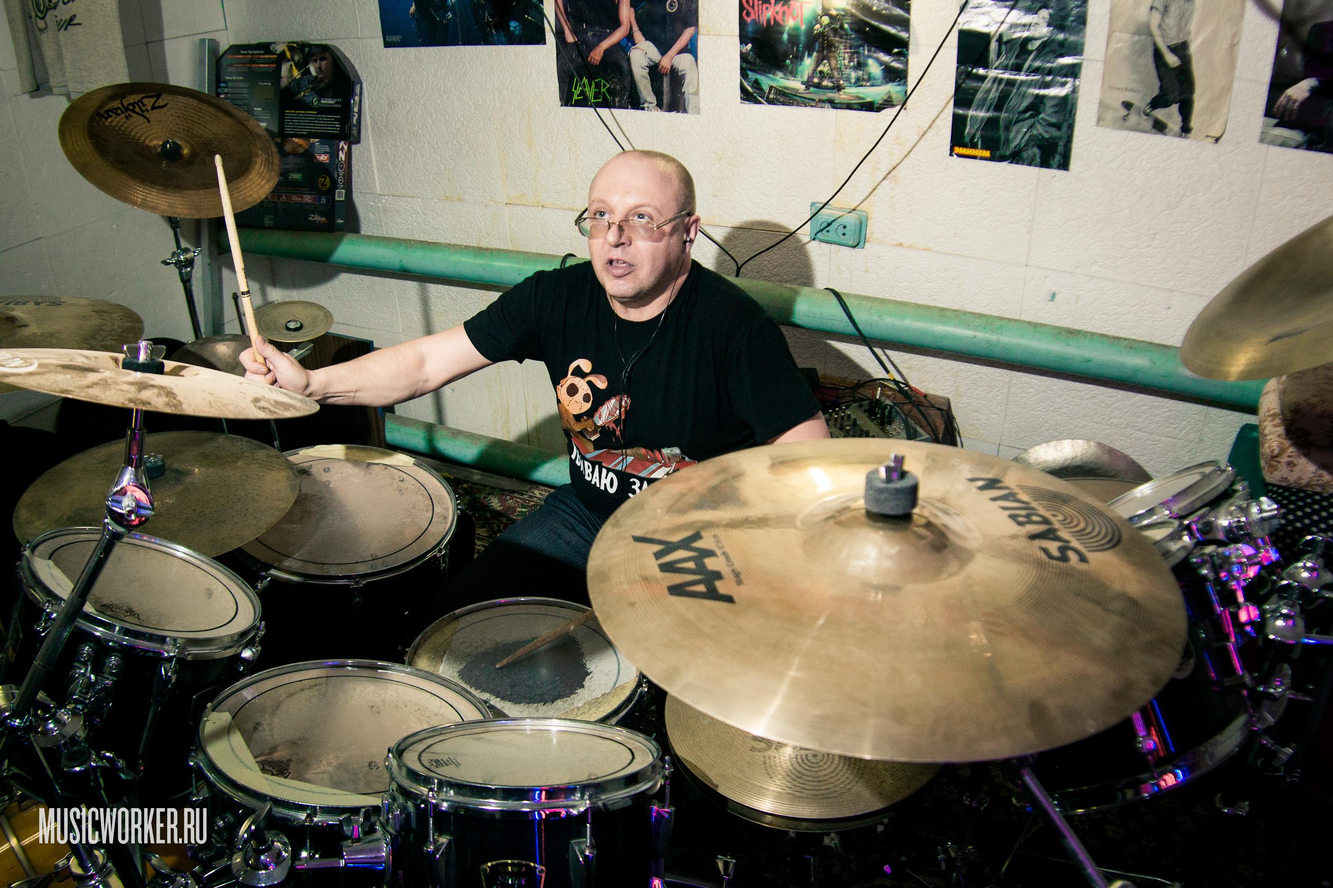 Мастер класс барабаны фото