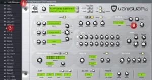 Автоматизация синтезатора Vanguard в FL Studio